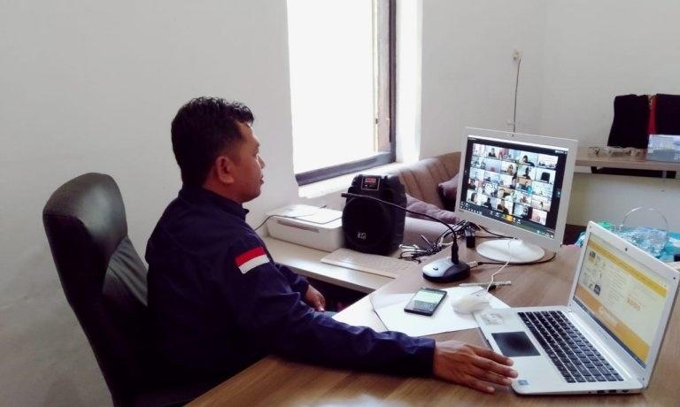 HASYIM WAHID, Kordinator Divisi Hukum dan Humas Badan Pengawas Pemilihan Umum (Bawaslu) Kabupaten Banyuwangi. (Foto. Istimewa)